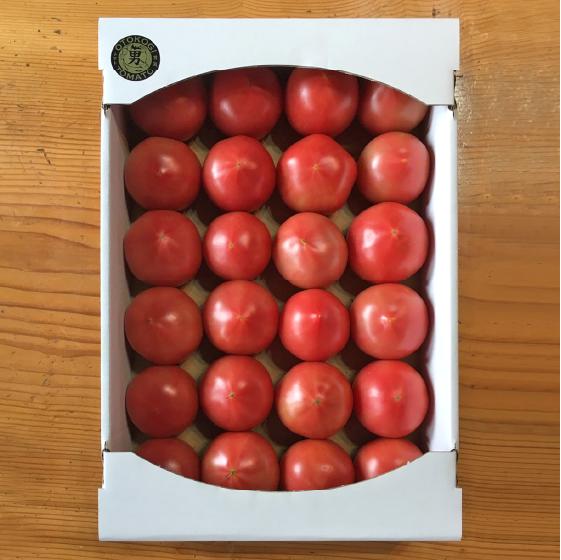男気トマト4kg